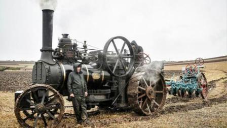 英国耕种锦标赛开锣多种蒸汽机气场十足