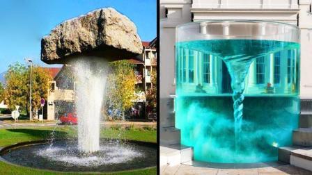 世界上最奇特的10座喷泉