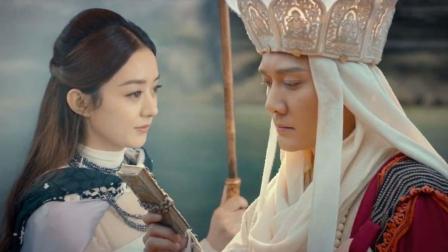 冯绍峰赵丽颖情定《女儿国》, 唐僧终于娶了女儿国国王