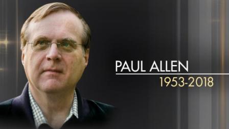 微软联合创始人去世 盖茨称: 没他就没PC