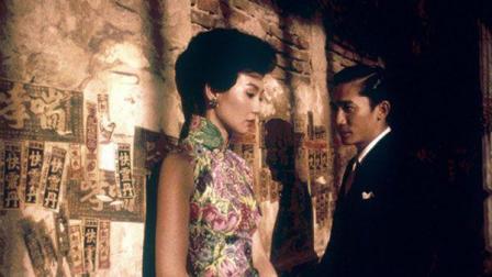 丈夫背叛, 妻子却只能和其他男人这样做, 《花样年华》里张曼玉演技炸裂表现东方女性柔弱