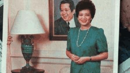 亚洲首位女总统, 不是朴槿惠而是她, 祖籍福建