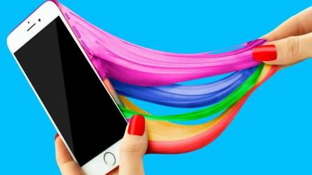 DIY: 能够缓解压力的创意手机壳, 拯救你疲惫的一天!