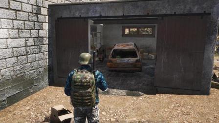 人渣Scum22: 打开车库发现一头野猪, 你是怎么进去的?