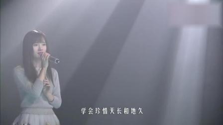 鞠婧祎翻唱王菲《红豆》被她抬头那一刹那给惊艳到了有没有?