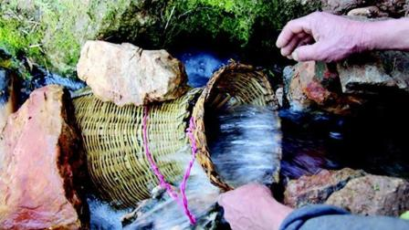 """湖北神秘""""流鱼洞"""", 一天流出5000斤鱼, 专家查看后立马禁止捕鱼"""