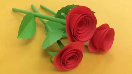 简单手工, 手工玫瑰花装饰品制作, 把美好的物件留在自己家里!