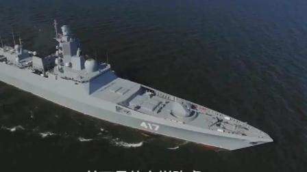 中国雷达的试行, 将在历史上具有重大的军事力量