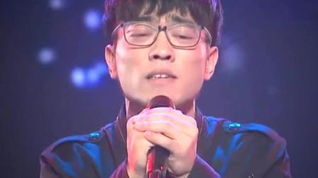 中国好声音: 康树龙深情演唱《魔鬼中的天使》, 获酷狗排行榜第一名