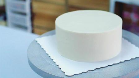 淡奶油抹面制做过程