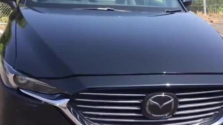 马自达7座SUV, 外观时尚拉风, 内饰配置丰富, 叫板汉兰达