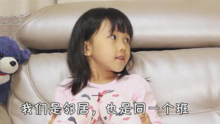 熊孩子考试不及格, 把责任怪在父亲身上, 爸爸也无语了!