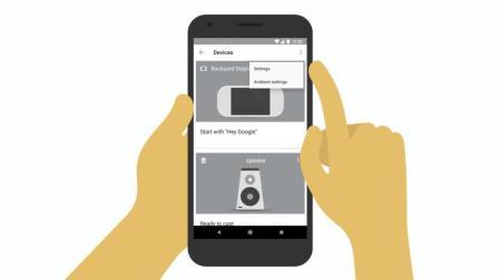 操作指南: 如何使用Google智能助理的智能显示功能