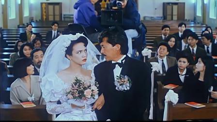 《三人做世界》林子祥结婚走红毯,被无良损友拍广告,真是好生气