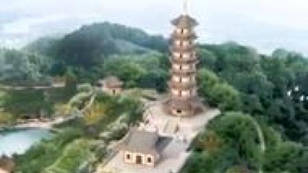 """西湖十景""""双峰插云"""" 800年前是什么样的?杭州"""