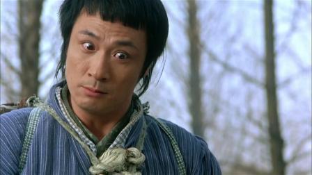《小白龙情海翻波》张柏芝设计歼盲侠,绝命攻击反自伤,受伤腿断好痛苦