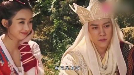 赵丽颖冯绍峰宣布结婚, 赵丽颖孕味十足, 三喜临门, 颖宝要幸福哦