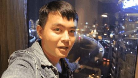 网红第一次来上海, 住酒店一晚上就3000块, 睡一晚当我一个月工资