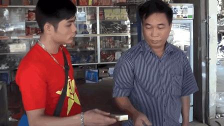 实拍越南小卖部, 中国游客: 要最贵的香烟! 最后老板一脸尴尬