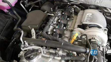 非承载车身的RX8有防撞梁和吸能盒吗? 我们拆开就知道了