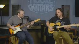 Fender American Pro Tele HS & Fender FSR MIJ Traditional Strat