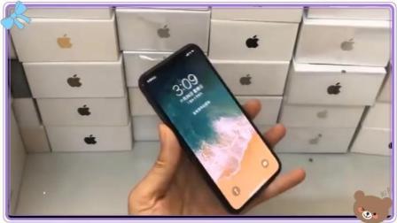 组装机苹果XS iPhoneX8plus开箱对比评测