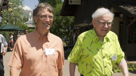 比尔·盖茨回忆和巴菲特的初次见面: 他问了我别人没问过我的问题