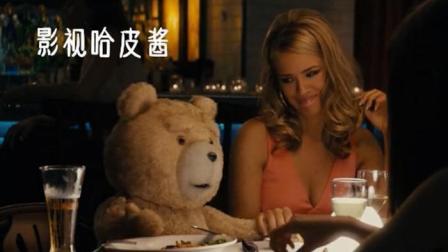 泰迪熊与老婆吵架, 这动静真是够大! 看完你都不敢信!