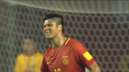 中国叙利亚交锋回顾 12强赛中国0-1不敌对手