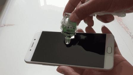 风油精滴在手机上, 很实用, 滴几滴, 一年能省下很多冤枉钱