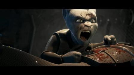 CG动画 巷子里的猫 冤冤相报何时了