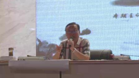 仁美大学堂徐湛教授《中国传统花鸟绘画技法》讲座视频 (三)