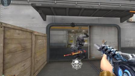 穿越火线: CF真要被玩死了? 连M4A1都出破空枪刀, 就是不好用!