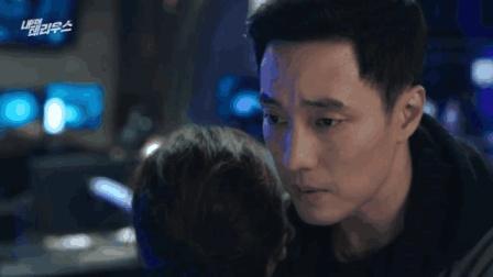 《我身后的陶斯》苏志燮看到郑仁仙安然无恙, 一把就拥入怀中!