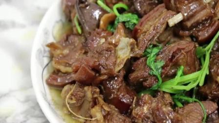 羊肉的做法, 没有羊骚味, 肉香扑鼻还不腻, 学会给家人露一手吧