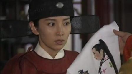 皇上意外发现郦君玉竟戴女人的发簪, 欣喜万分, 原来她是女儿身!
