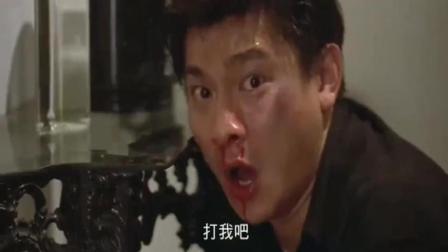 电影《狱中龙》, 何家驹太坏了, 闯到刘德华家里报复, 最后惨死
