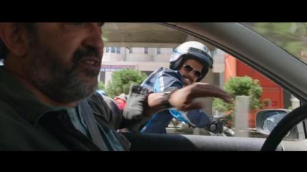 的士速递5兰博基尼与改装出租车谁会赢? 这矮子