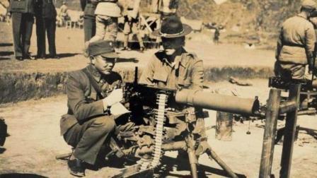 抗战时, 日军为何没使用马克沁机枪对付中国, 真