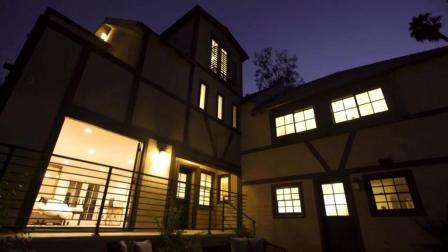 国外美式风格别墅公寓