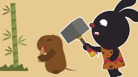 飞碟一分钟 第三季:一分钟告诉你竹鼠那么可爱为什么要吃它