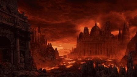 能燃烧几千年的火焰之城, 这里的人在火口上讨生