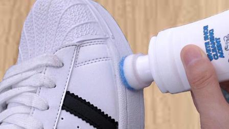 小白鞋怎么洗都不干净? 赶紧使用小白鞋神器吧!