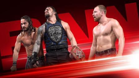 WWE2018年10月19日狂野角斗士之美国职业摔角