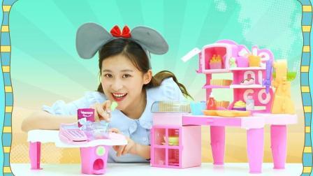 丽萨的豪华厨房益智玩具, 厨房过家家益智玩具故事
