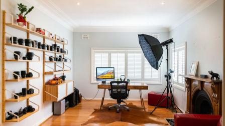 Room Tour~我的房间以及相机和镜头~~~
