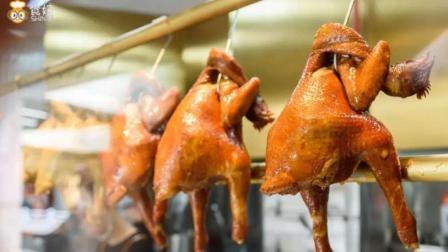 香港豉油鸡专门店,来这要吃五碗饭