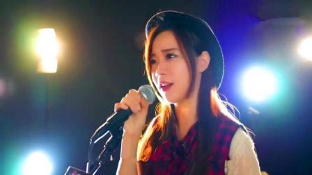 广州美女翻唱百听不厌的粤语经典《大海》好听到耳朵怀孕!