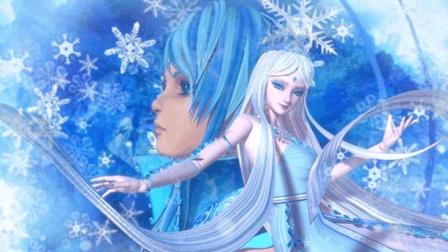 《精灵梦叶罗丽》冰公主为何与王默作对? 网友: 因为她是姐弟恋