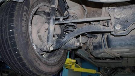 底盘不注意保养也会造成油耗高? 汽车技工详细讲解, 浅显易懂